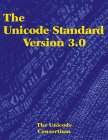 Cover of the Unicode 3.0 specification